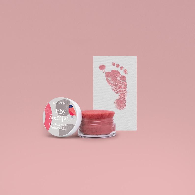 BERRY  Bio Bio Babystempel  20ml  for beautiful newborn image 0