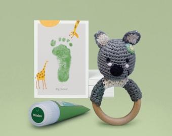 Stamps & Friends - Koala Rattle