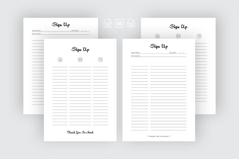 graphic regarding Printable Sign Up Sheets named Bare minimum Indicator Up Sheet Printable Indication Up Occasion Indicator Up Sheet Electronic mail Internet marketing Template Publication Signal Up Style Signal-Up Web site Style and design