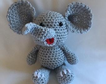 Elephant gift, Elephant soft toy, Elephant nursery, Animal toy, Baby shower gift, Elephant soft toy, Nursery decor, Baby gift, Photo prop