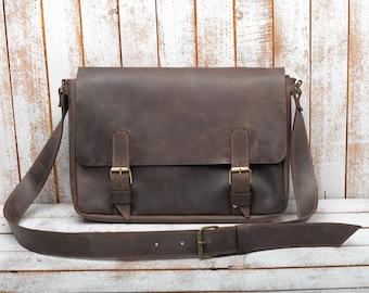 Leather Messenger Bag / Messenger Bag men / Leather bag / Mens Messenger Bag / Leather Messenger Bag men / Satchel. Portfolio. Briefcase men