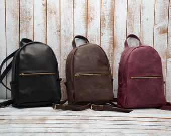 a3b4282b0015 Leather Backpack   Leather Backpack women   Backpack women   Backpack   Leather  bag   Leather purse   Black backpack   Leather bags