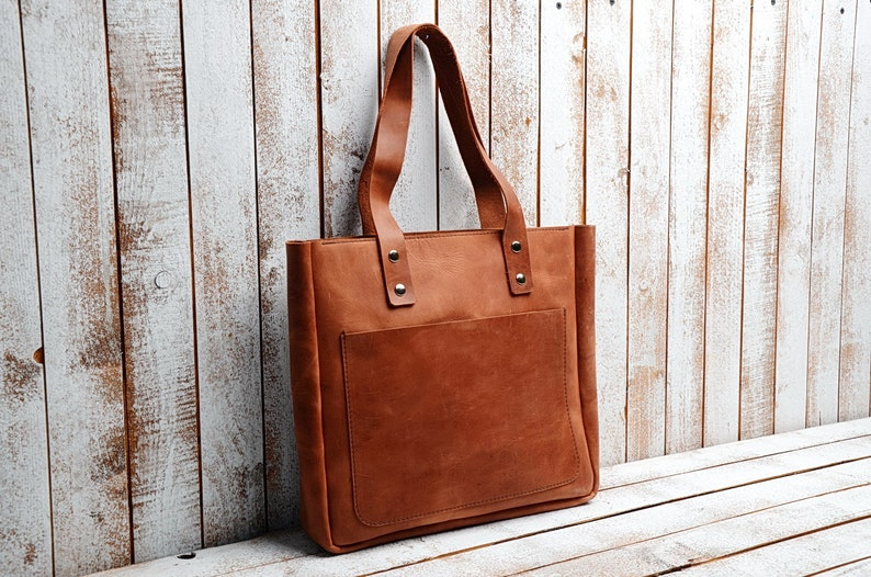 d8677fef3923 Leather Bag Market bags. Totes. Leather purse Laptop bag