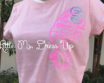 zombies t- shirt / mighty shrimp shirt