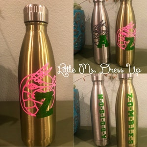 afca3ada43d zombies water bottle  zombies gear  zombies gifts  addison zombies    personalized gifts