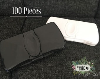 100 Wipe Cases