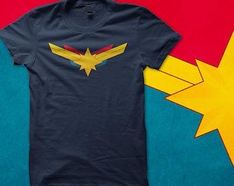 5ee28864 Captain Marvel T-Shirt