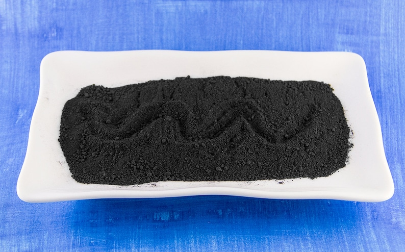Shungite powder genuine with fullerenes C60, directly from the Republic of  Karelia, Russia