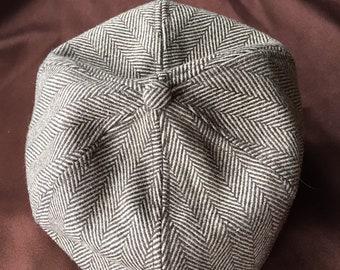 1920s newsboy cap  98bc6cffb285