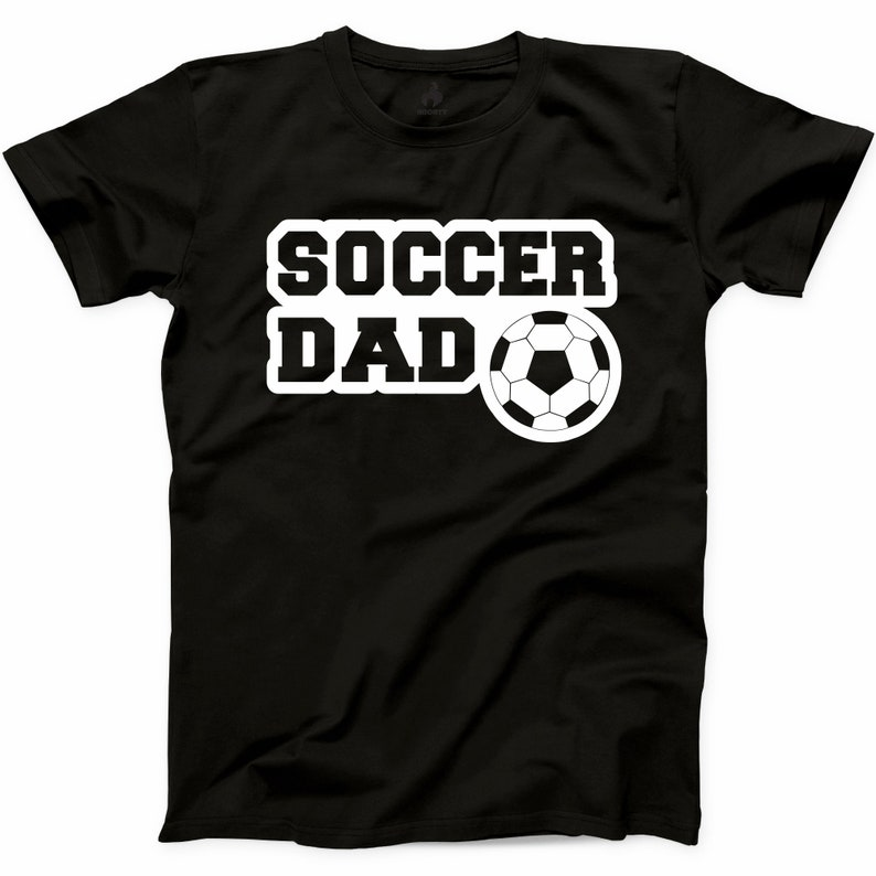 2fad4fc9 Soccer Dad T-shirt Sports Father Daddy Gift Tshirt Ball Is | Etsy