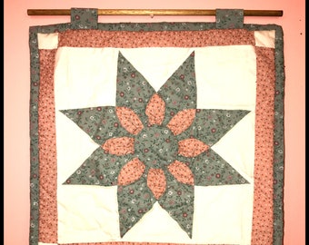 Hanging Quilt Wall Decoration