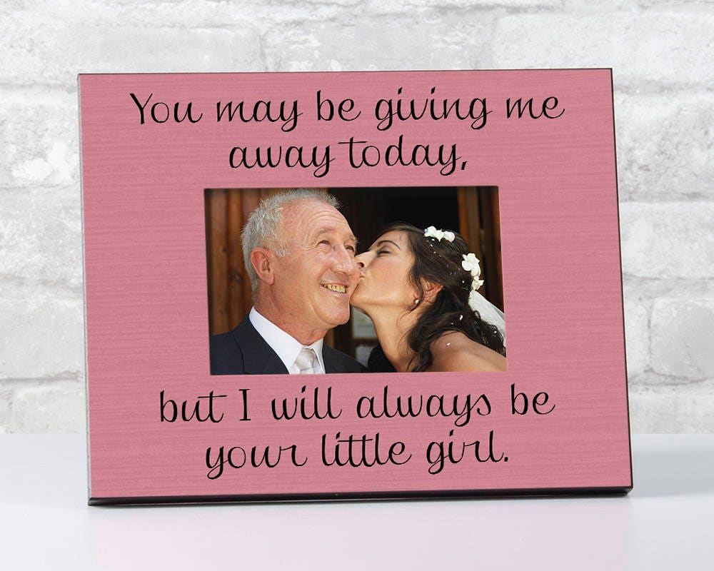 Father Of Bride Gift, Mother Of The Bride Gift from Daughter, Your ...