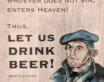 3e69c40bf27 Luther Beer Quote