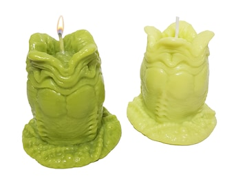 Alien Egg Candle
