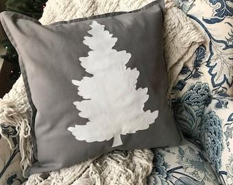 Decorative Christmas Throw Pillow