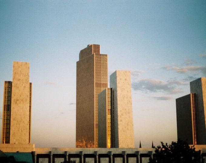 Albany Empire State Plaza - Fine Art Photograph