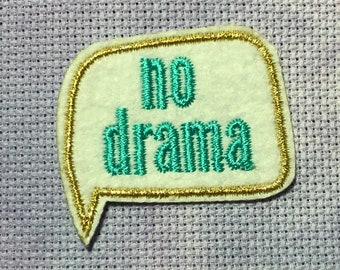 No Drama Applique Feltie Needle Minder