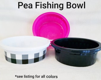 Pea Fishing Bowl for Pet Rat or other small animals
