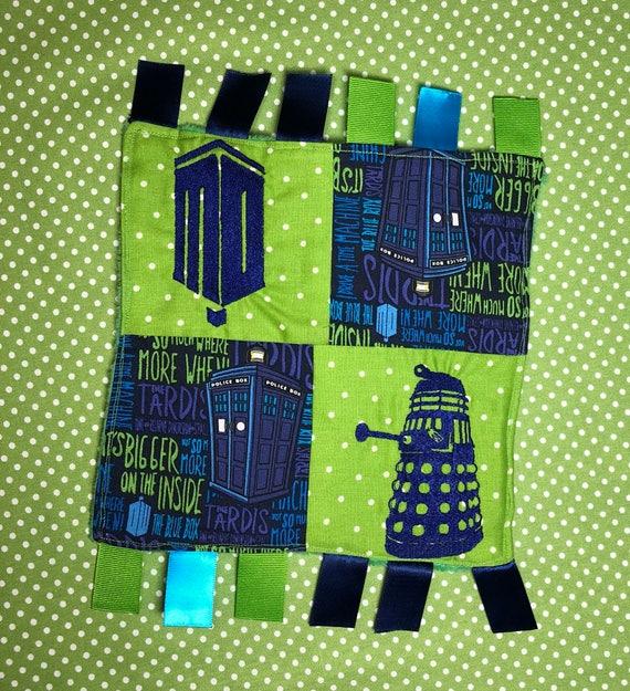 Médecin qui étiquettes, Doctor Who, le docteur étiquettes, Dalek étiquettes, la boîte, Tardis, Doctor Who cadeau bébé, cadeau de Doctor Who, cadeau de Shower de bébé