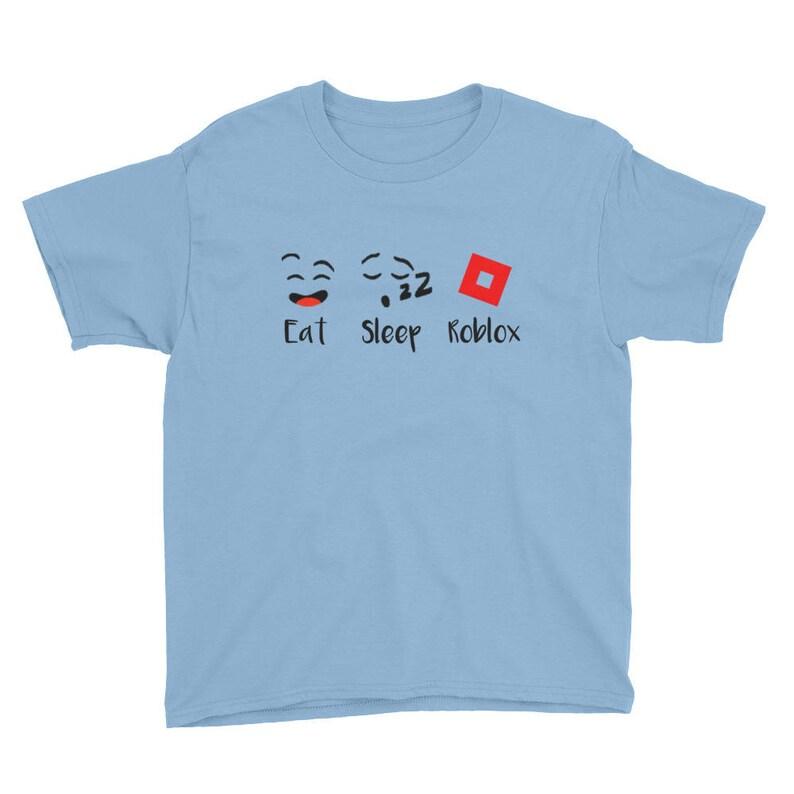 Roblox T Shirt Add Game Tag Roblox Shirt Roblox Tshirt Etsy