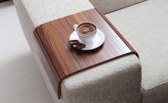 Sofa arm tablett sofa tablett tisch couchtisch couchtisch - Sofa tablett tisch ...