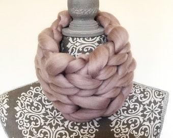 Handmade Merino wool snood