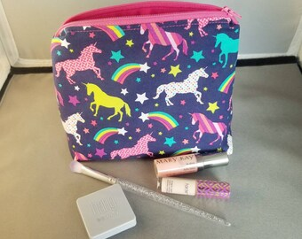Unicorn makeup bag  006ce1f9c4496