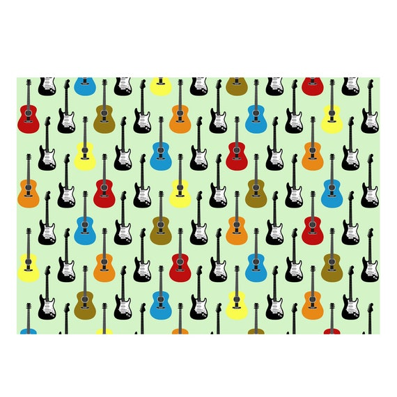 GP-106 High Quality Multi Coloured Cupcake Design Gift Wrapping Paper-Size A3