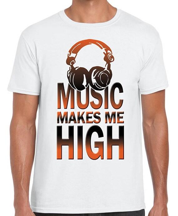 Musique qui me fait оrange 3 - haute / MSC musique 16 - musique MSC DJ homme T-shirt 8de30b