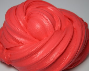Borax free cherry Twizzlers butter slime. Scented