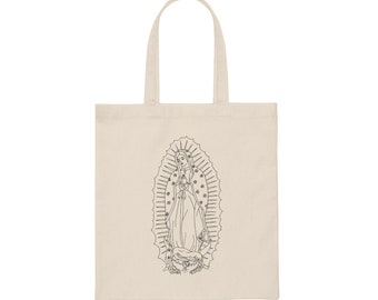 tote Green Catholic Icons reusable grocery bag History of the Church