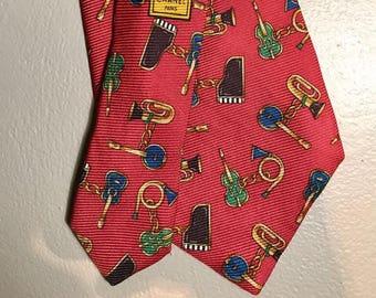 Chanel Vintage Tie