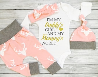 Baby Girl Coming Home Outfit, Newborn Baby Girl Outfits, Newborn Girl Coming Home Outfit, Newborn Girl Outfit, Newborn Girl