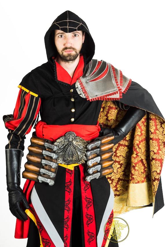 Assassin Creed Costume Ezio Etsy