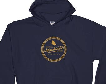 Mackinac Island Hooded Sweatshirt