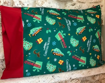 National Lampoon's Christmas Vacation Pillowcase