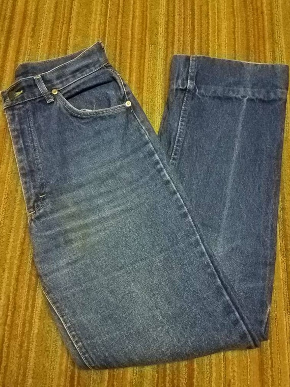 Vintage 80s Lee Jeans Junior Girls 11