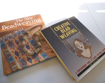 Two New Bead Weaving Books.......So Many Great Ideas!