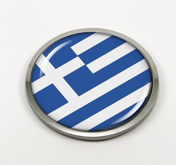Car Sticker Flag Emblem Badge Decal   W