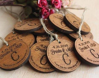 Custom Wedding Favors | Wood Wedding Favor Etsy