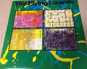 The Flying Lizards - S/T 1979