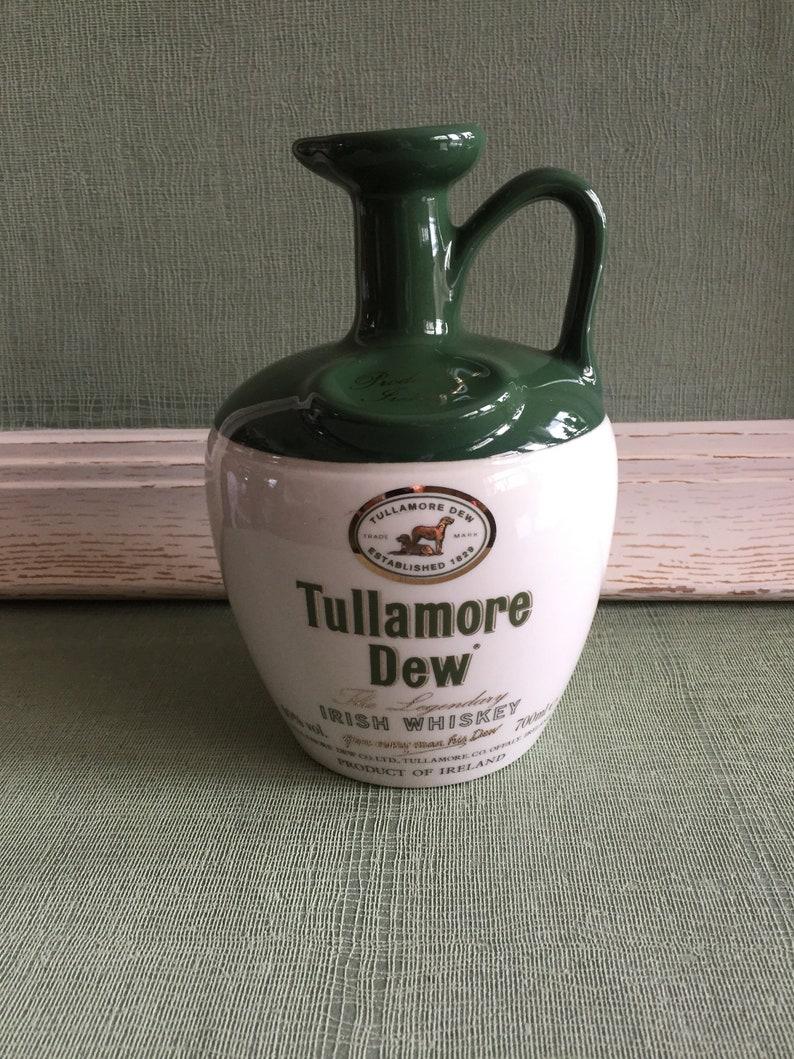 a341f888628a5 Tullamore Dew Irish Whiskey Pouring Jug Capacity 700ml
