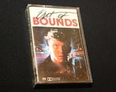 Out of Bounds (1986) Cassette Original Motion Picture Soundtrack Tape Anthony Michael Hall Jenny Wright Jeff Kober Glynn Turman