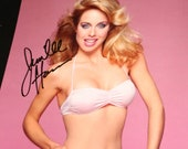 THREE 39 S COMPANY TV Show Signed Photo by Jenilee Harrison in a Bikini Photograph Cindy Snow