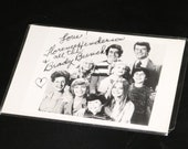 The BRADY BUNCH TV Show Signed Photo by Florence Henderson who played Carol Brady