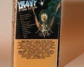 HEAVY METAL Movie Tape (1981) Soundtrack Black Sabbath Journey Stevie Nicks Blue Oyster Cult Grand Funk Railroad Cheap Trick Sammy Hagar