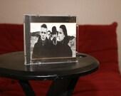 U2 CD (1987) New Wave Rock Bono The Edge Adam Clayton Larry Mullen Jr. Dik Evans Ivan McCormick