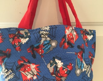 Spiderman Purse