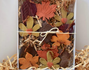 Autumn Ornaments - Clay