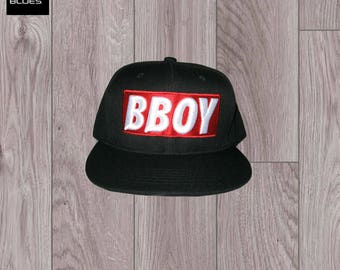 0f49b5bd4c1 Bboy Snapback